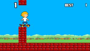 Jumpy Jack screenshot